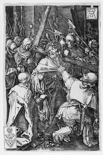 Cristo con la cruz a cuestas]