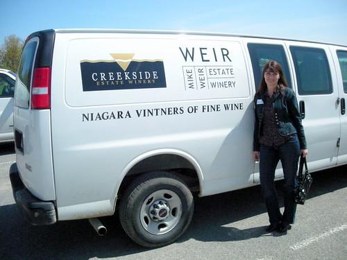 Niagara Celebrity Wine Tour by ZaNiaC, on Flickr