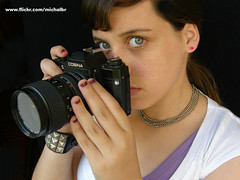 say cheese! (Michal Beer) Tags: camera old me fun paintshop photo cool lol michalbar michalbeer