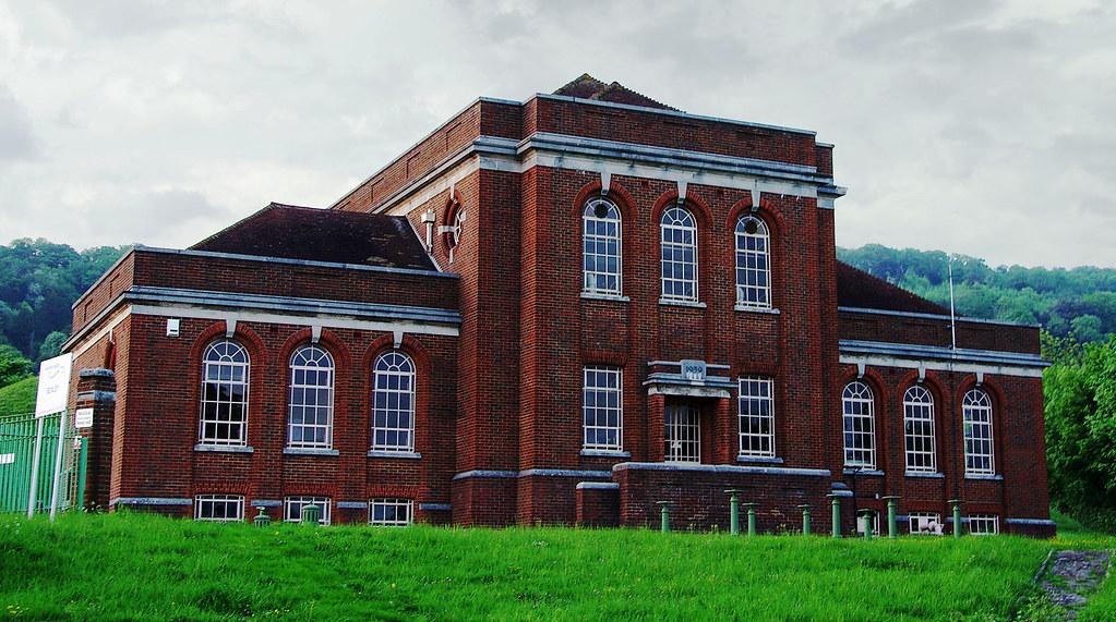 Boxley Pumping Station