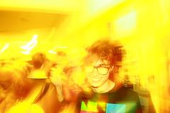 Yellow (uBIc uBIc uBIc uBIc uBIc uBIc uBIc uBIc) Tags: party music colors trash lights luca neon dj live uv tudor turbo fluorescent blacklight glowinthedark electro techno omar 2008 sergi bucharest bal streetwear atelier ergo djset samih ubic facultateadearhitectura skvjs newwithtags ionmincu saveorcancel rezistentamaterialelor mrdisko photosbymindru balarhitectura bucharestwastedyouth