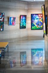 20170208-BlackHistoryGallery-09 (cityoflasvegasPIO) Tags: art chambergallery cityhall gallery lasvegas nevada painting vegas sylvester collier