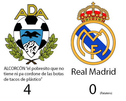 alcorcon real madrid
