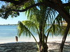 Bando Beach - deserted.