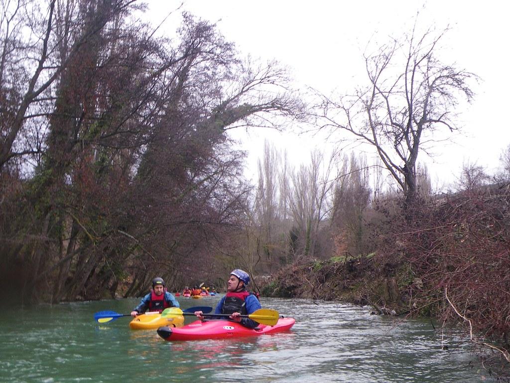 Descenso ríos Urederra y Ega 038