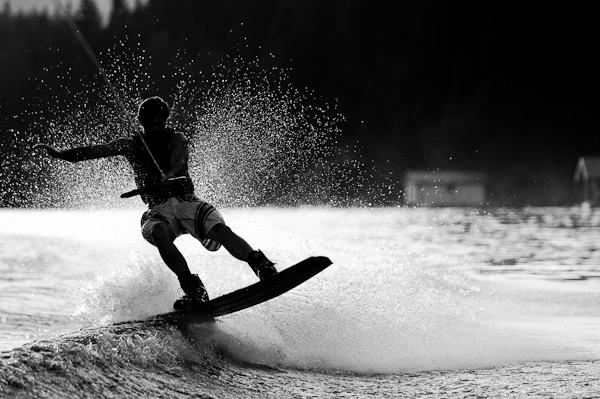 Wakeboard Press -Lake Shawnigan