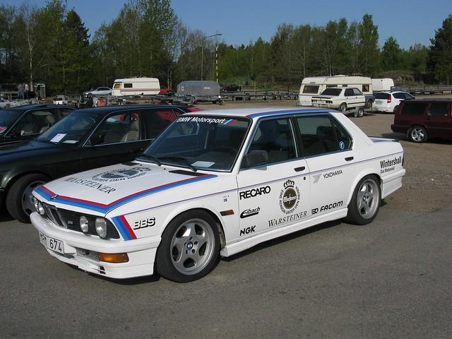 cars bmw 535 5series 5er e28 m535i