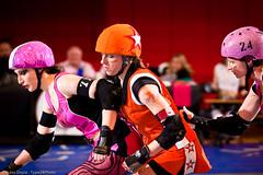 20110507.JCRGchamps_1411 (Axle Adams) Tags: sports rollerderby rollergirls skaters derby skates everett 2011 jcrg jetcityrollergirls
