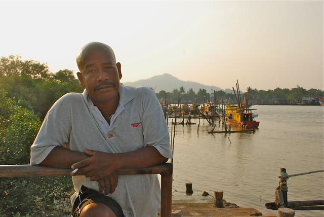 Malaysia - Tanjung Lumpur - Fish Village