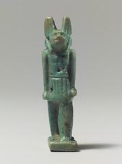 hb_04_2_151 (l'enfer en peinture) Tags: art history museum god antique egypt egyptian timeline met metropolitan amulet egypte dieu anubis ancienne funraire heilbrunn gyptien amulette