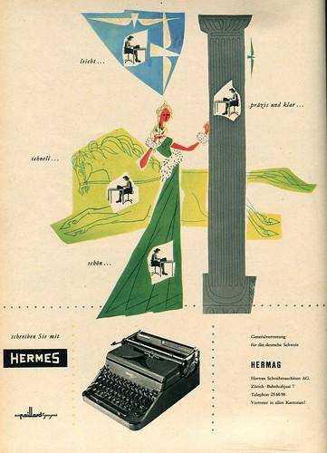 Du 1949-04 Hermes 2000