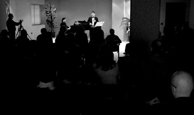 CÉSAR NARBONA, TENOR - ADOLFO MUÑOZ, PIANO - 14.05.11 LEÓN