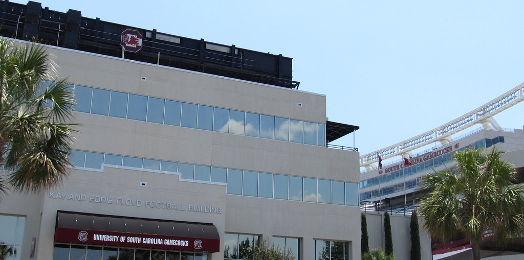 Williams-Brice Stadium, Home of the Sout by Ken Lund, on Flickr