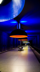 U-Westfriedhof (8#X) Tags: blue urban orange architecture germany underground subway munich mnchen geotagged bayern deutschland bavaria europa europe monaco ubahn u1 westfriedhof blueribbonwinner nohdr lx2 8x lumixlx2 platinumphoto anawesomeshot ultimateshot diamondclassphotographer flickrdiamond top30blue geo:lat=48169685 geo:lon=11528531 ubahnmuenchen:line=1 ubahnmuenchen:station=wf top30vivid poetryforall