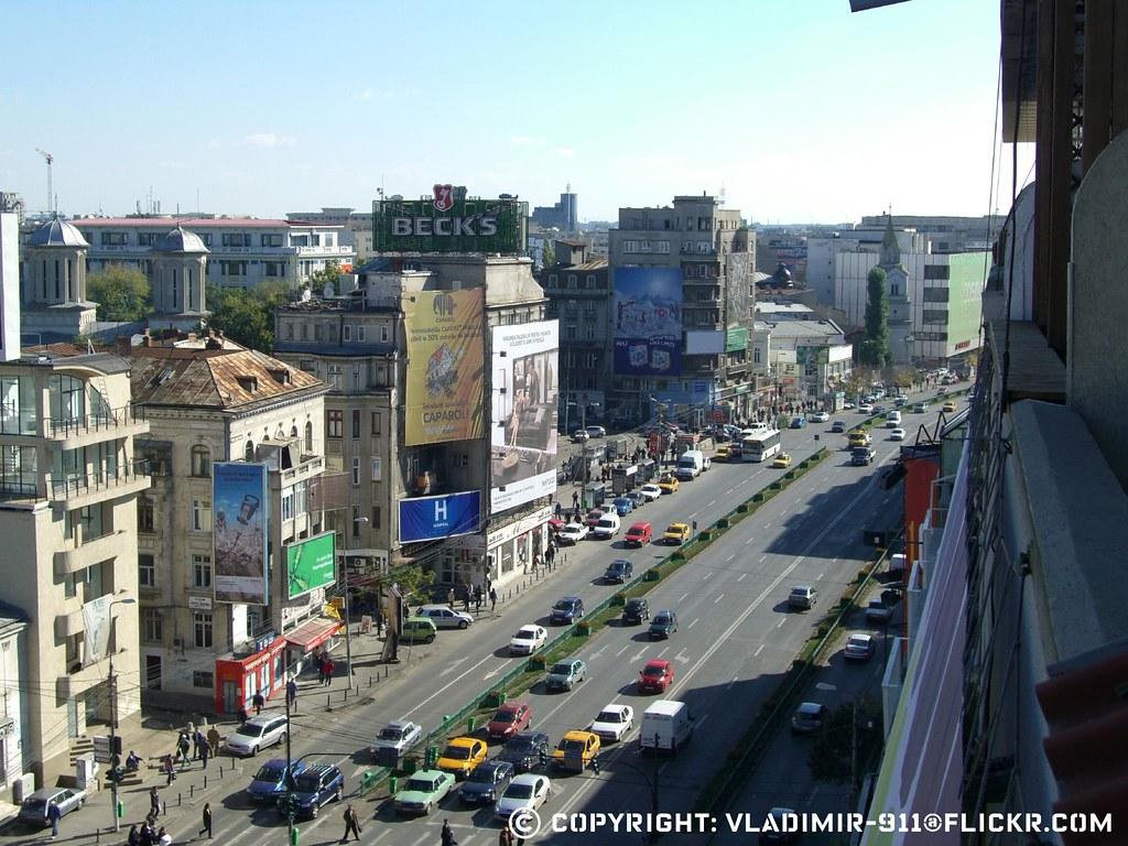 I. C. Bratianu Blvd., Bucharest
