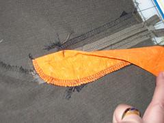 Zipper Fly step 29
