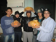 Mighty Pumpkin Carvers
