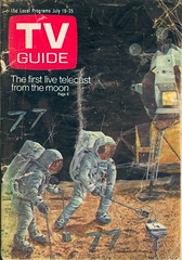 TV Guide #851 (trainman74) Tags: astronauts cover tvguide normanadams