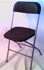 Folding Chair-Charcoal