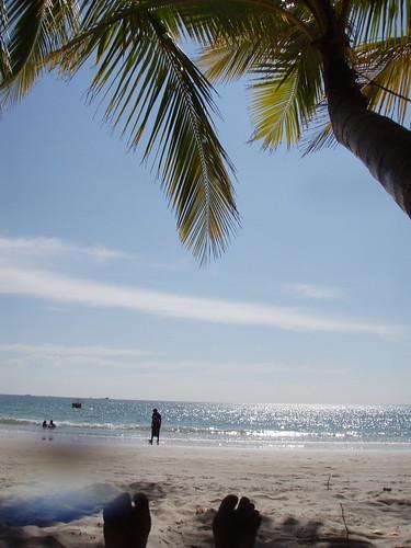 pantai cenan beach
