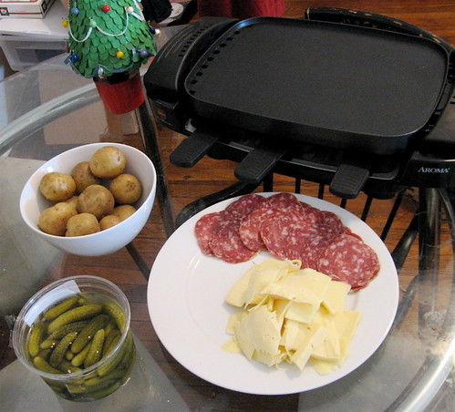 raclette night