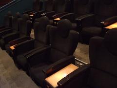 六本木プレミアムスクリーン・座席