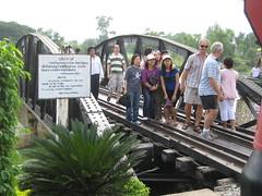 Bridge over the River Kwai (olrik_1) Tags: thailand kanchanaburi kwai