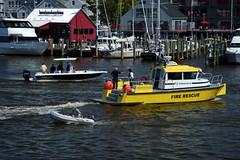 Annapolis Fire Boat 32857