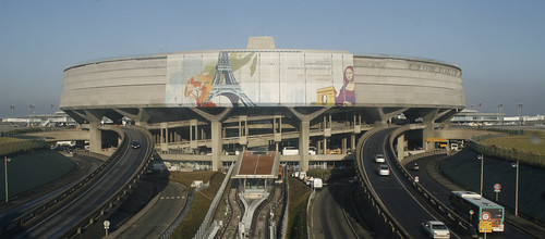 Charles de Gaulle Airport, Terminal 1, Copyright © 2007, Doc Searls