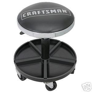 Fs Nyc Craftsman Adjustable Rolling Mechanics Seat Chair Dolly Creeper 40 Nasioc