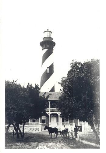 Victorian era St. Augustine Lighthouse