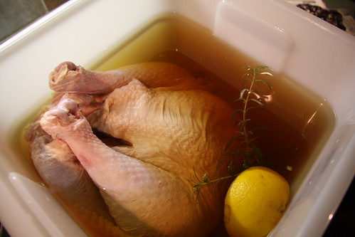 Turkey on the Brine