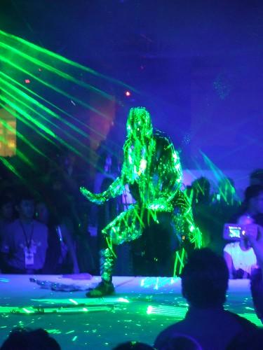 Laser Dancer