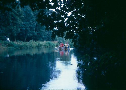River Avon at Chippenham, Wiltshire