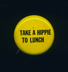 take a hippie to lunch