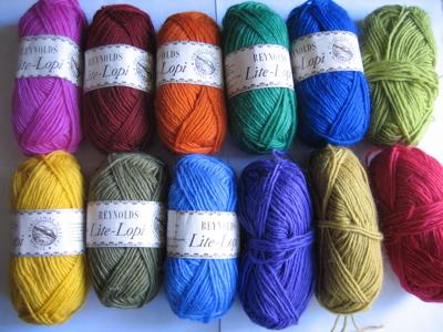 Lite Lopi - Multicolors