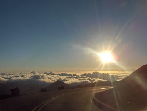 08.01 - Maui - Haleakala Drive