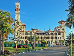 Egypt-14A-148 - Al-Montazah Palace