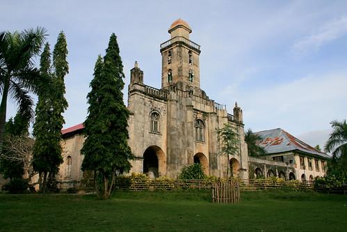 2231353406_c1f7b9fbc9 - Santa Monica Church in Albur, Bohol - Alburquerque - Bohol