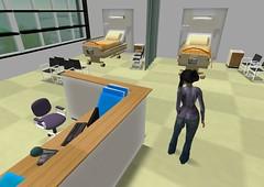 Second Life: risorse sull'educazione alla salute