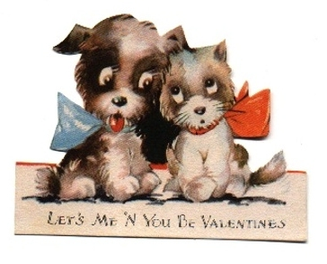 pet valentine
