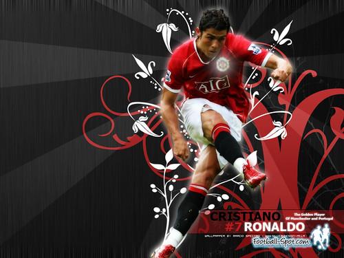 cristiano ronaldo wallpaper 2009. Cristiano Ronaldo Wallpaper
