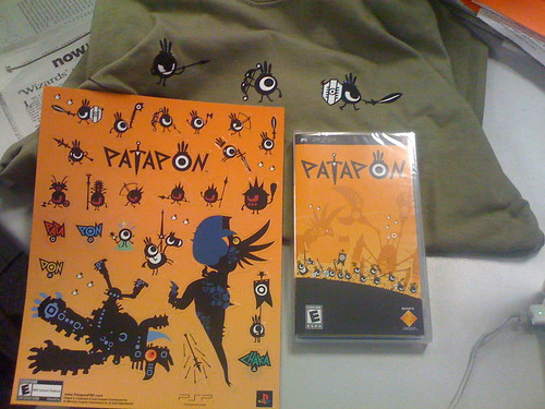 Patapon swag