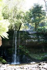 Russell Falls (domfell) Tags: waterfall oz australia tasmania russelfalls