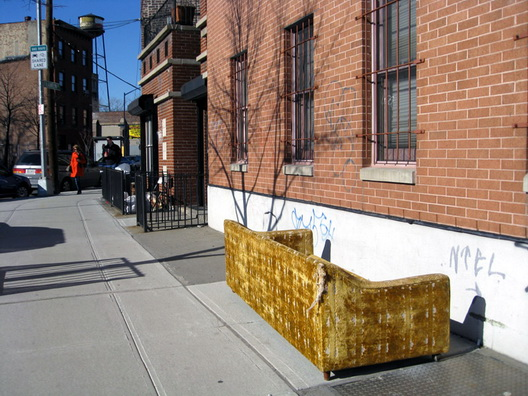 The Franklin Street Couch