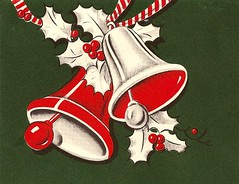 Vintage Christmas Card by Zero Discipline