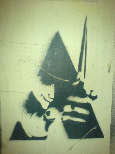 Clockwork Orange Graffiti