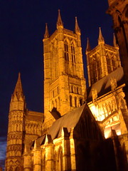 Lincoln Cathedral (Mike A Lambert) Tags: nokia lincolncathedral n95