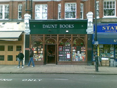 Picture of Daunt Books, NW3 2QB