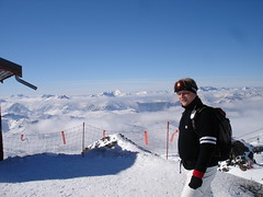 Les Menuires 2008 012 (wilcoverdoold) Tags: rob 2008 snowboarden lesmenuires